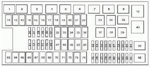 2012 Ford F150 Fuse Box Diagram