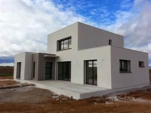 maison crepis gris crpi maison phnix superbe maison With maison crepis blanc et gris
