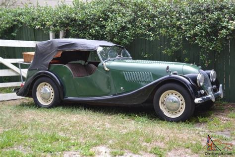 Four Seater by Owner Plus 4 4 Seater Racing Green