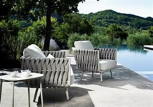terrasse avec piscine decouvrez nos plus belles idees With mobilier de piscine design 1 exotique paysage