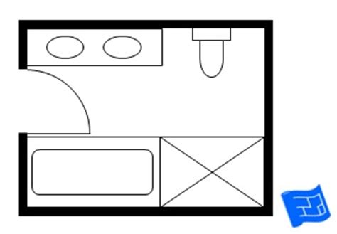 100 bathroom floor plans with dimensions projects
