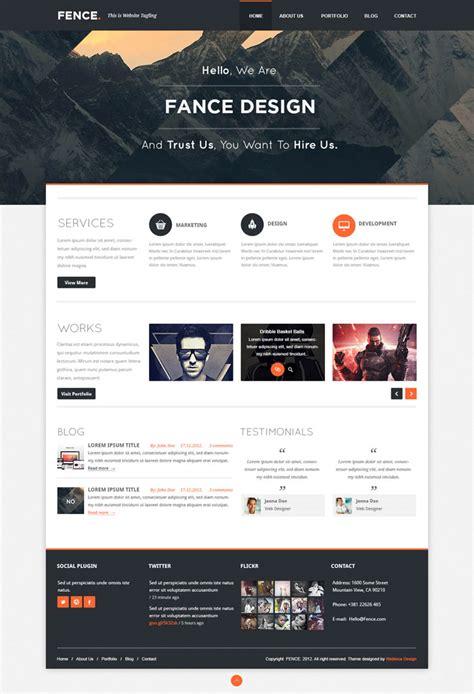 modern website layout designs for inspiration 22 exles