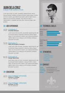 free minimalist resume designs free modern and simple resume cv psd template thetotobox