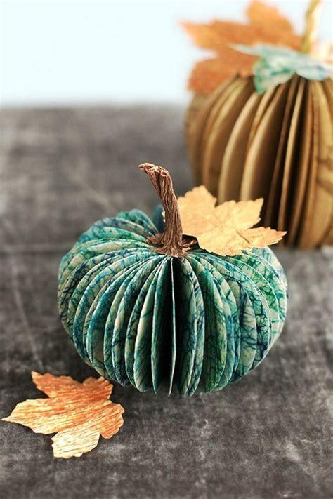 unique diy pumpkin crafts  fall decoration listing