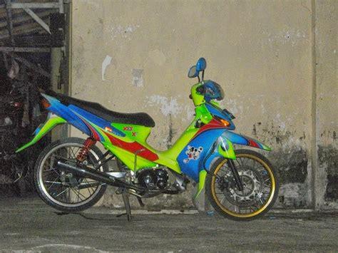 Modifikasi Zr 150cc by Kumpulan Modifikasi Motor Yamaha Zr Terbaru Modif
