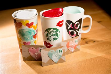 picture  special valentines day starbucks cup