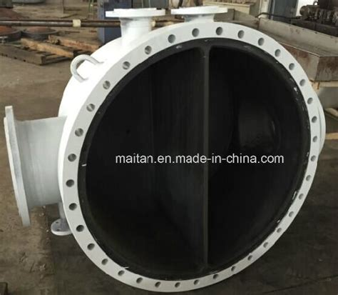 china heat exchanger carbon steel channel cover china channel channel box
