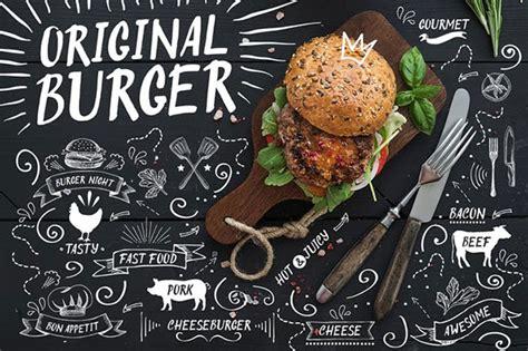 outstanding fonts   restaurant menu design pixel curse