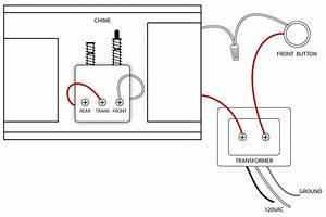 Friedland Door Chimes Wiring Diagram