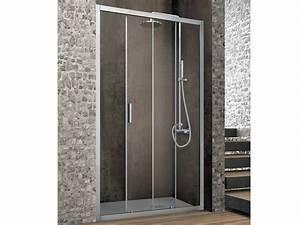 Niche De Douche : aster t cabine de douche en niche by hafro ~ Premium-room.com Idées de Décoration