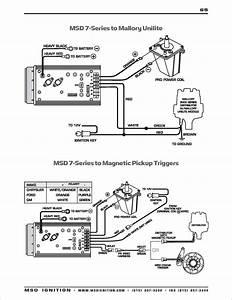 Wiring Diagram Database  Msd 6al Hei Wiring Diagram