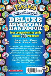 pokemon mega essential handbook
