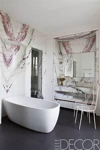 Badezimmer Grauer Boden Weiße Wand : 1001 ideen f r designer badezimmer ihr traum geht in erf llung ~ Bigdaddyawards.com Haus und Dekorationen