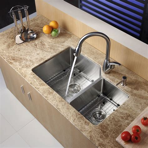 undermount sink vs top mount undermount kitchen sinks houzer sts13001 eston series