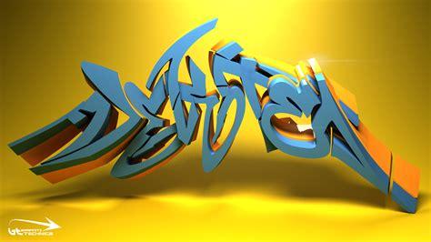 Graffiti Alphabet Collection