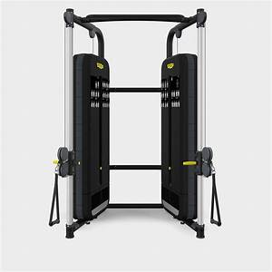 Fitness Dual Adjustable Pulley