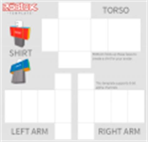 roblox shirt template file transparent template png roblox wiki