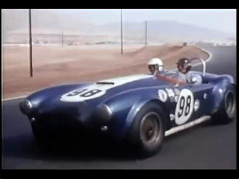 cobra motorsport shelby cobra racing ken miles youtube