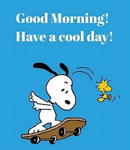 Good Morning Snoopy : the gallery for funny good morning cartoons ~ Orissabook.com Haus und Dekorationen
