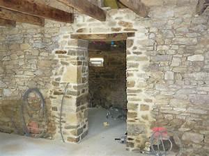 ouverture dans un mur de pierres apres With faire une ouverture dans un mur porteur en pierre