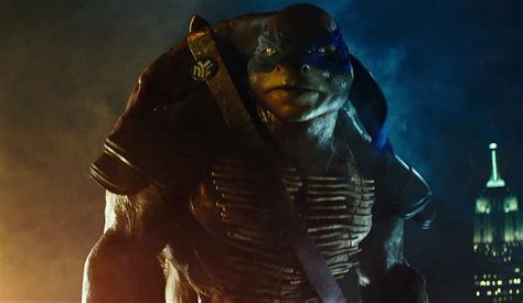 Michael Bay's Tmnt Just Cast Johnny Knoxville As A Ninja