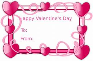 Free Online Valentines Card S Day Tag Clip Art At Clker Com Vector Clip