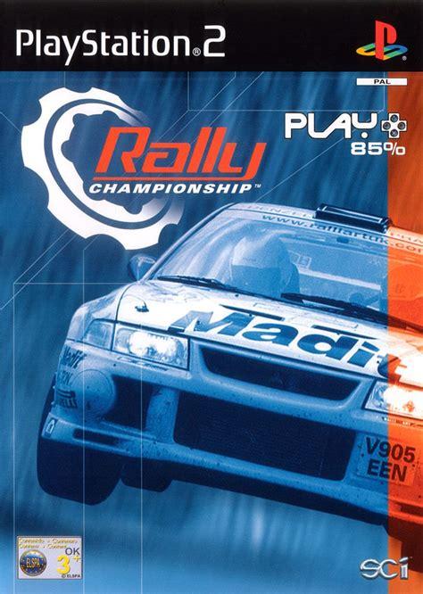 rally championship  playstation  credits mobygames