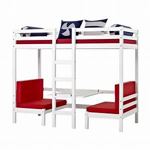 Hochbett Mit Zwei Betten : hochbett mit tisch com forafrica ~ Whattoseeinmadrid.com Haus und Dekorationen
