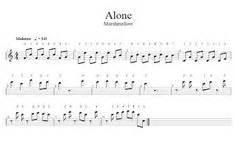 not angka you are not alone faded alan walker partitura com legenda educação musical site de apoio à educação musical