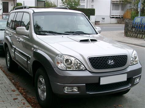 amazing hyundai terracan hyundai terracan 2008 review amazing pictures and images