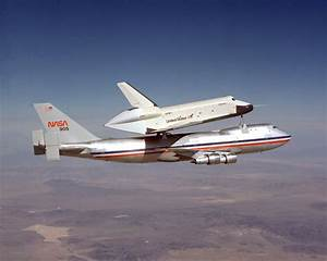 a plane carrying space shuttle. | Transport | Pinterest