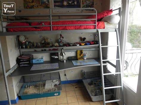bureau mezzanine ikea pin mezzanine ikea petites annonces pas cher on