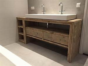 Salle De Bain Idée Déco : id e d coration salle de bain meuble salle de bain de ~ Dailycaller-alerts.com Idées de Décoration