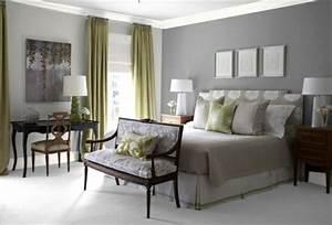 Schlafzimmer Gestalten Farbe : schlafzimmerwand gestalten interessante ideen zum nachfolgen ~ Markanthonyermac.com Haus und Dekorationen