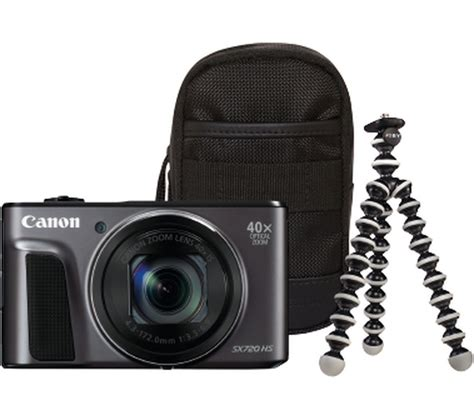 Buy CANON PowerShot SX720 HS Superzoom Compact Camera