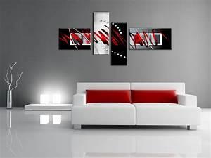 Decoration Murale Tableau : d coration murale design tableau d co pas cher sur ~ Teatrodelosmanantiales.com Idées de Décoration