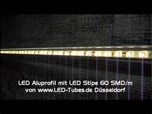 Led Profil Aussen : led streifen im aluprofil wasserfeste led f r aussen gartenbeleuchtung terrassenbeleuchtung ~ Markanthonyermac.com Haus und Dekorationen
