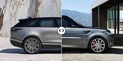 Rover Velar Range Vs Side Comparison Comparisons
