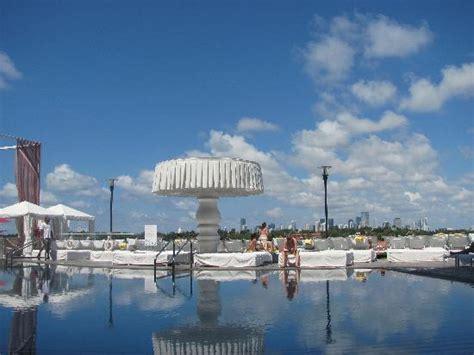 Área da piscina   Picture of Mondrian South Beach Hotel, Miami Beach   TripAdvisor