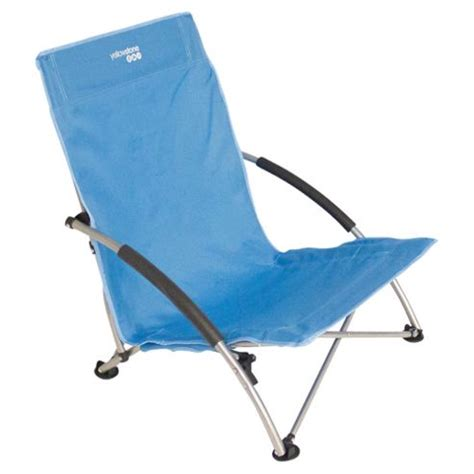 buy yellowstone low profile folding cing chair blue