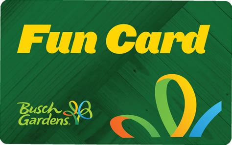 busch gardens ta 2015 card now available theme