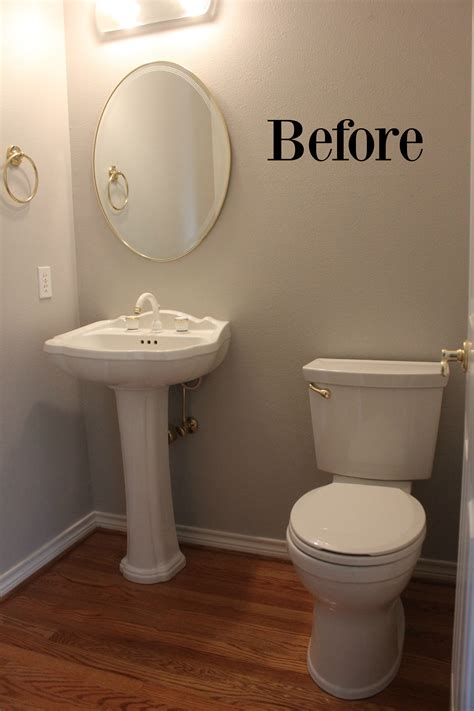 Decorating Ideas For Bath by How To Decorate A Half Bath Budget Savvy