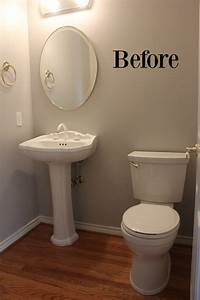 how to decorate a half bath budget savvy diva With ideas how to decorate a bathroom