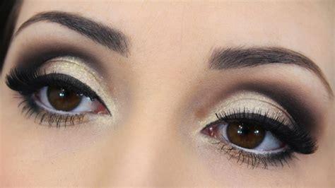 richtig schminken augen augen make up tipps das untere augenlid richtig schminken