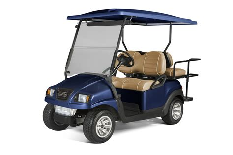 Club Car Introduces the Limited Edition Jaunt™ PTV: A ...