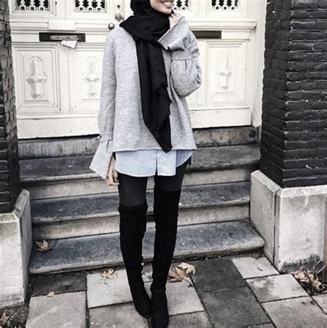 hijab fall fashion tumblr