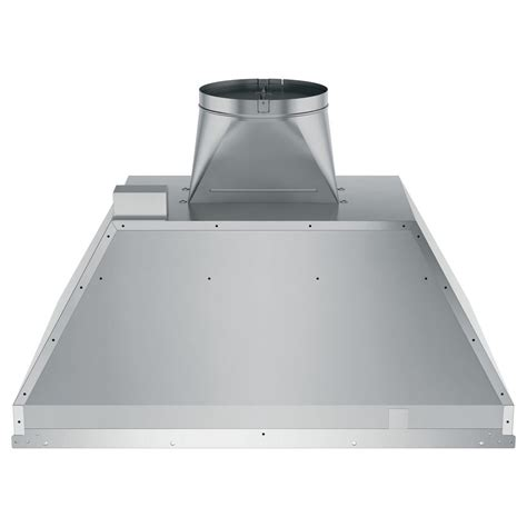 uvcslss ge  universal custom hood insert stainless steel airport home appliance mattress