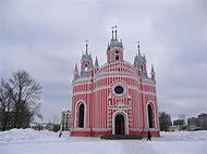 St. Petersburg Russia Churches