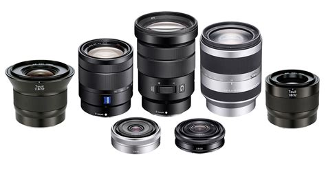 Ultimate Guide To Aps Emount Lenses For Sony Mirrorless