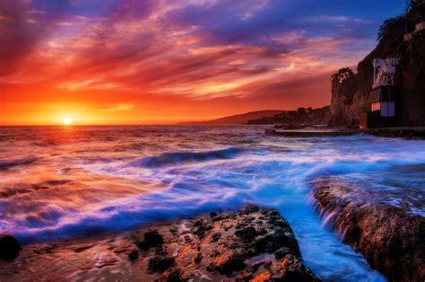 Laguna Beach California Sunset Photos Travel Caffeine